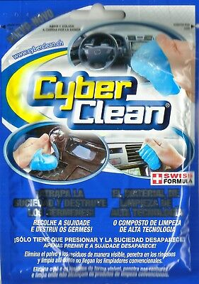 $18.43 • Buy CyberClean GEL Super Magic Cleaner Cyber Clean BLUE Slime Cleaning Car Keyboards