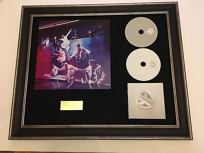 Signed/autographed Take That - Odyssey Framed Cd Presentation. Gary Barlow • 179.99£