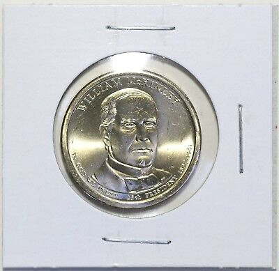 $3.70 • Buy William McKinley 2013 P Presidential Dollar Coin Uncirculated Philadelphia