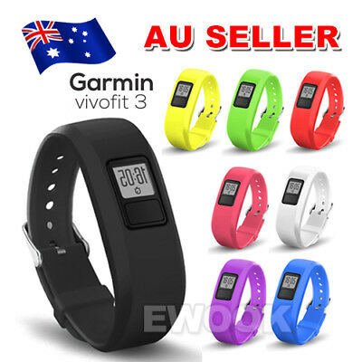 AU4.85 • Buy For GARMIN VIVOFIT JR 1 JUNIOR 2 Replacement Band Fitness Wristband Tracker