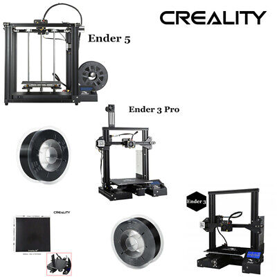 AU254.99 • Buy Office Creality Ender 3/5 Ender 3Pro FDM 3D Printer Multiple Choices AU Stock