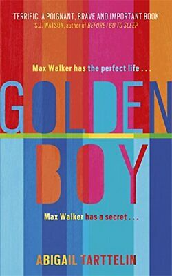 £7.15 • Buy Golden Boy: A Compelling, Brave Novel About Coming To T... By Tarttelin, Abigail