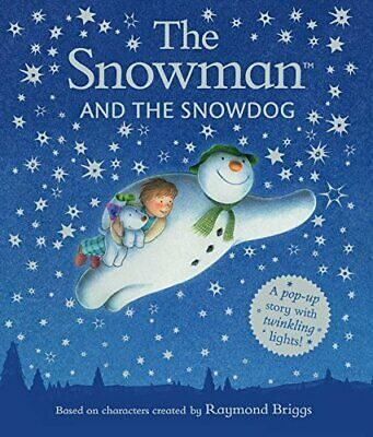 £11.99 • Buy The Snowman And The Snowdog Pop-up Picture Book By Briggs, Raymond Book The