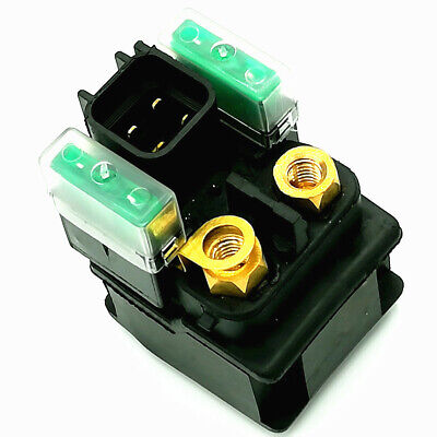 Starter Relay Solenoid Switch For Yamaha Grizzly Raptor Rhino 450 550 660 700  • 13.85$