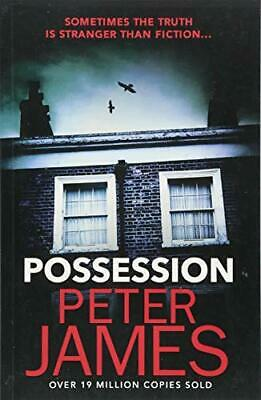 Possession By James, Peter Book The Cheap Fast Free Post • 3.99£