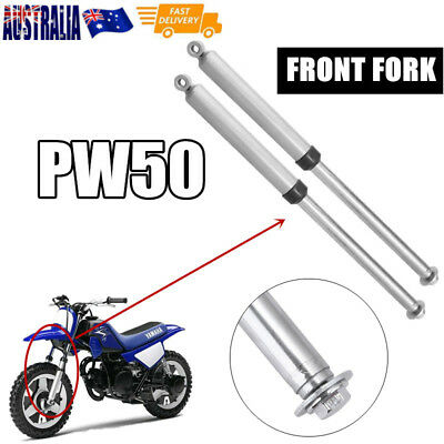 AU53.17 • Buy For YAMAHA PW50 PW PEEWEE 50 FRONT FORKS SHOCKS PW50 SUSPENSION SET ASSEMBLY
