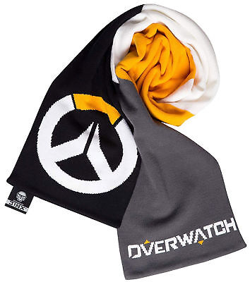 AU30.90 • Buy Overwatch Logo Scarf - Officially Licensed Video Game For PlayStation Xbox One