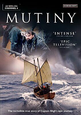 £10.76 • Buy Mutiny With Anthony Middleton - As Seen On Channel 4 [DVD] - DVD  BRVG The Cheap