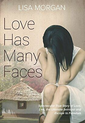 £2.59 • Buy Love Has Many Faces By Morgan, Lisa Book The Cheap Fast Free Post