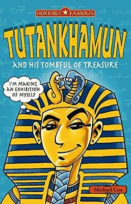 £1.99 • Buy Tutankhamun And His Tombful Of Treasure (Horribly F... By Cox, Michael Paperback