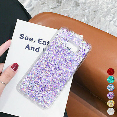 $ CDN5.18 • Buy For Samsung Galaxy S20 FE Note 20 8 9 S10 Bling Glitter Soft Rubber Case Cover