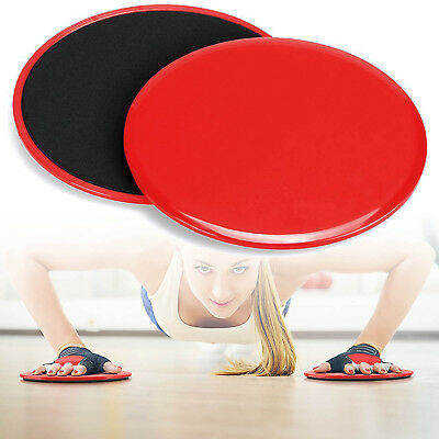 Core Sliders/Glide Discs. Set Of 2. Dual Sided For Carpet And Hardwood Floors US • 11.39$