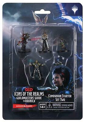 AU44.30 • Buy Dungeons & Dragons - Icons Of The Realms Guildmasters Guide To Ravnica Starter 2