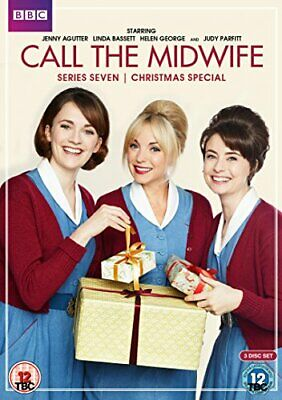 Call The Midwife - Series 7 [DVD] [2018] - DVD  3MVG The Cheap Fast Free Post • 6.63£