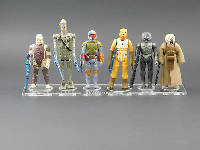 £13.75 • Buy 1 X Synergy Stands - Vintage Star Wars Bounty Hunter Stand - Stand Only
