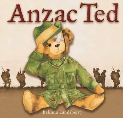 AU19.64 • Buy ANZAC Ted By Belinda Landsberry (English) Paperback Book Free Shipping!