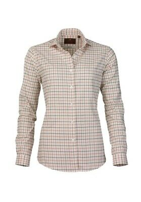 Laksen Babe Ladies Brushed Cotton Shirt • 25£