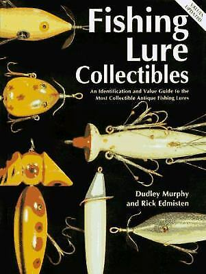 $12.81 • Buy Fishing Lure Collectibles By Dudley Murphy; Rick Edmisten