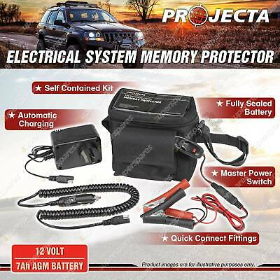 AU225.03 • Buy Projecta 12V 7Ah AGM Battery Electrical System Memory Protector Premium Quality