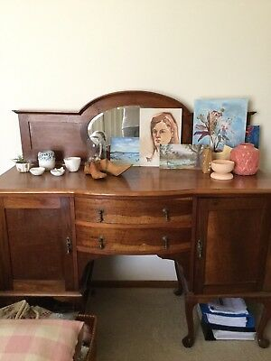 AU350 • Buy Antique Sideboard Buffet