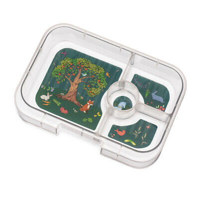 AU14.99 • Buy Yumbox Panino 4 Compartment Spare/Replacement Tray