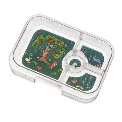 AU20.89 • Buy Yumbox Panino 4 Compartment Spare/Replacement Tray