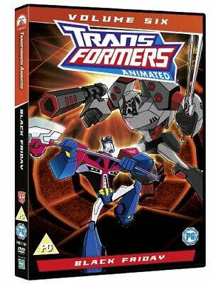 £40.84 • Buy Transformers Animated: Volume 6 - Black Friday [DVD] - DVD  2YVG The Cheap Fast