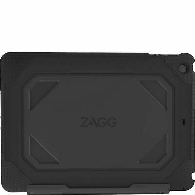AU13.30 • Buy Zagg Rugged Book Case For IPad Air 2 With Screen Protector (No Keyboard) - Black