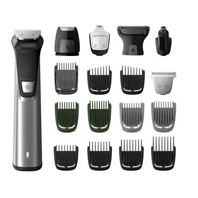 AU209 • Buy Philips MG7770 18in1 Cordless Wet/Dry Multigroomer/Face/Hair/Body Shaver/Trimmer