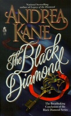 The Black Diamond By Kane, Andrea Paperback Book The Cheap Fast Free Post • 8.99£