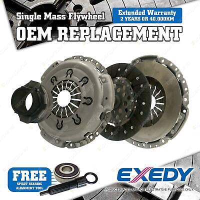 AU1084.72 • Buy Exedy SMF Clutch Kit Include CSC For Holden Commodore VE 6.0L L98 2006 - 2009