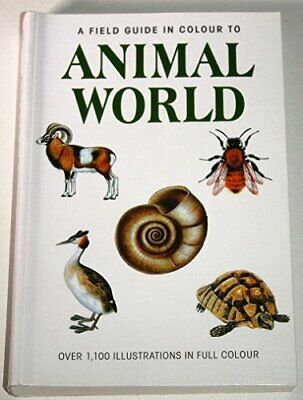 £1.99 • Buy A Field Guide In Colour To Animal World By Jiri Cihar Paperback Book The Cheap