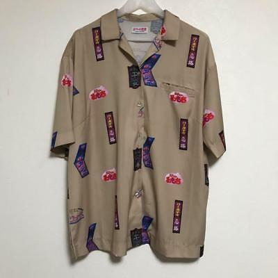 $249 • Buy Ohpearl Tokyo Button Shirt Men Casual Man Large L Front Down Love Hotel Japan
