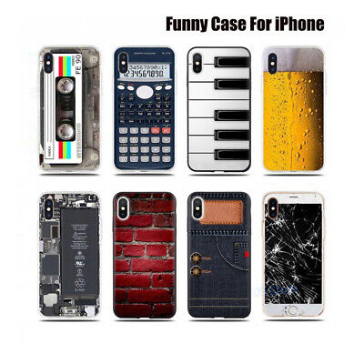 AU12.91 • Buy Funny Nokia Gameboy Beer Broken Case For IPhone 12 11 Pro X XR XS MAX 6 7 8 Plus