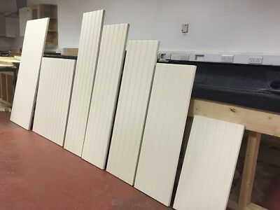 Larder Base Wall Clad On Panels Grey White Cream Gloss,Oak All Sizes Styles  • 16£