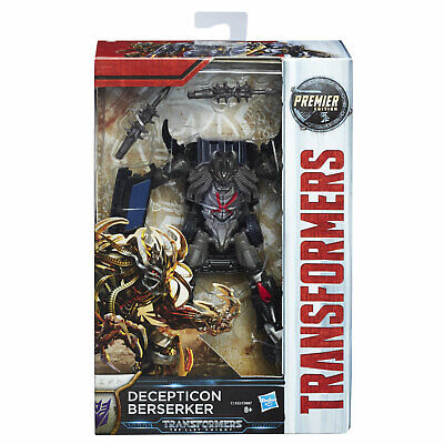 Transformers The Last Knight Premier Edition Deluxe Class DECEPTICON BERSERKER • 19.99£