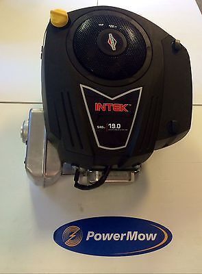 AU975 • Buy BRIGGS & STRATTON  19HP RIDE-ON  MOWER ENGINE With Muffler GENUINE