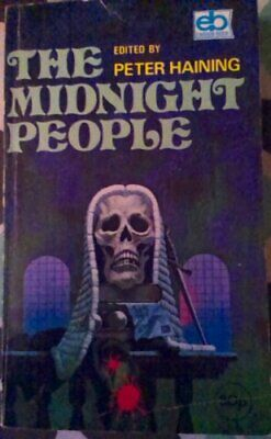 The Midnight People By Haining, Peter: Edited By Book The Cheap Fast Free Post • 9.99£