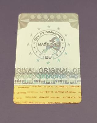 £2.99 • Buy Hologram Stickers Warranty VOID If Removed Labels Made In EU Security Sticker