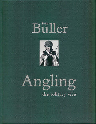 £67.50 • Buy BULLER FRED PIKE FISHING BOOK ANGLING SOLITARY VICE Hardback LIMITED Signed NEW