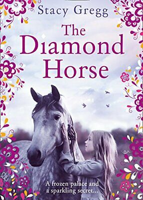 £5.99 • Buy The Diamond Horse By Gregg, Stacy Book The Cheap Fast Free Post