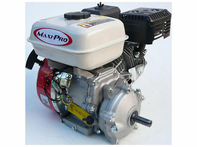 AU299 • Buy 6.5hp Petrol Stationary Engine With 6:1 Speed Reduction & 19mm Output Shaft