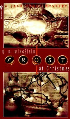 Frost At Christmas (Crime Lines) By Wingfield, R.D. Book The Cheap Fast Free • 20.99£