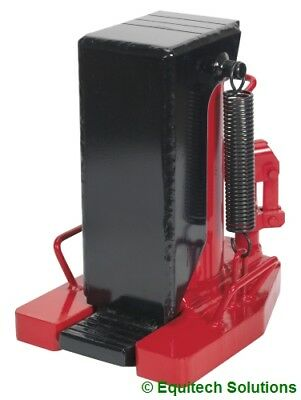 $784.08 • Buy Sealey Tools ITJ10 Industrial 10 - 14 Tonne Toe Jack Plant Machinery Forklift