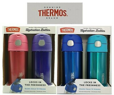 AU37.90 • Buy NEW Thermos Drink Bottle Kids Vacuum Flask Straw Children Toddler Picnic Baby