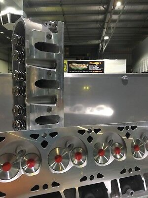 AU2100 • Buy GM LS1 FULL CNC HEADS PAC .660' DUAL SPRINGS RACE DRAG SS Chageover
