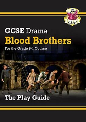 New Grade 9-1 GCSE Drama Play Guide - Blood Brothers (CGP GCSE D... By CGP Books • 6.49£