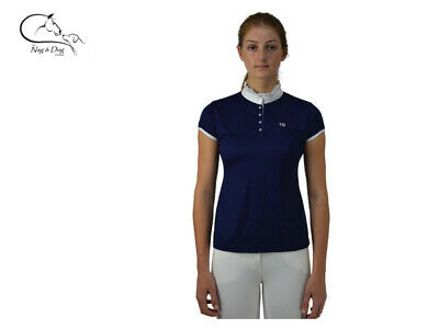 £30.15 • Buy HyFashion 'Alexandra' Ladies Technical Competition Show Shirt Jumping Dressage