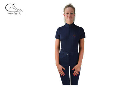 £25.90 • Buy Hy 'Signature' Ladies Technical Competition Show Shirt Jumping Dressage