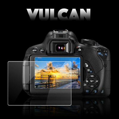 AU12.71 • Buy VULCAN Glass Screen Protector - Sony A6000  LCD Tough Anti Scratch Cover